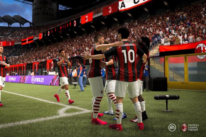 FIFA 21 Screenshot 4