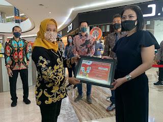 Walikota Mojokerto Lauching Mall Tangguh di Benpas