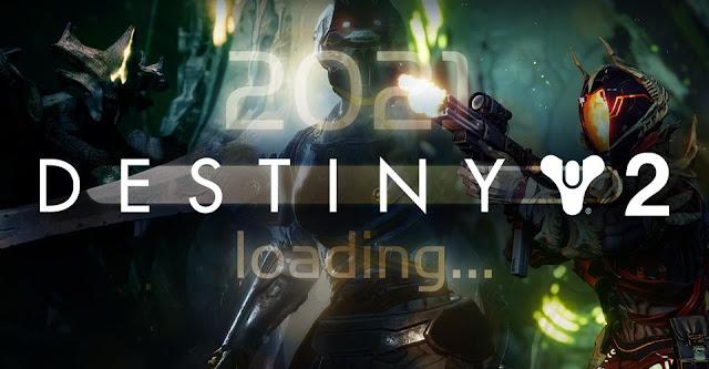 ماذا تتوقع من لعبة Destiny 2 في عام 2021
