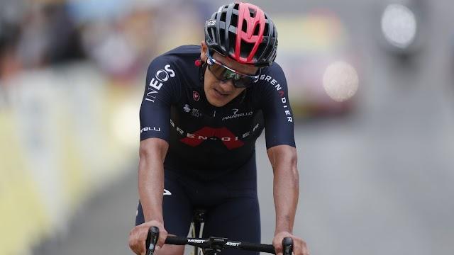 Carapaz campeón olímpico de ciclismo en ruta