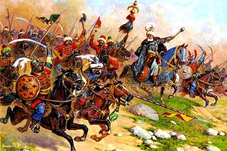Büyük bir Haçlı ordusu toplanarak Osmanlı üzerine saldırmıştı.