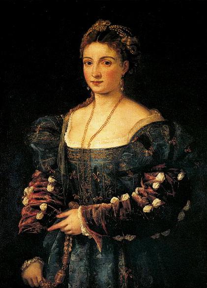 017925e99b95 Autor Tiziano Fecha 1536. Museo Palazzo Pitti Características 89 x 75