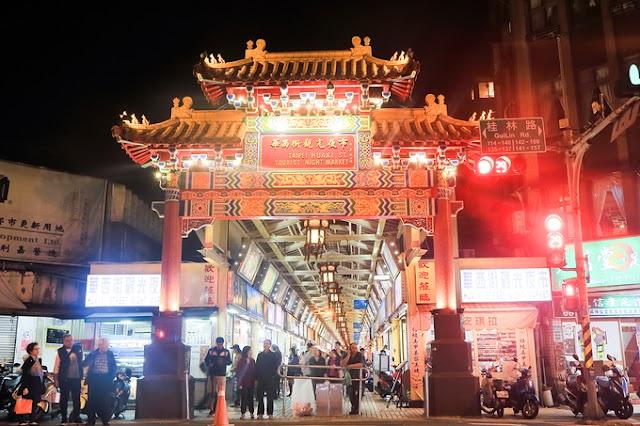 5 night markets in Taiwan