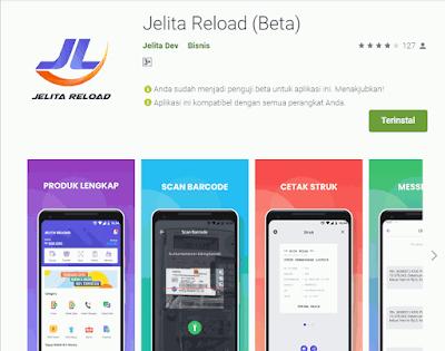 Aplikasi Jelita Reload