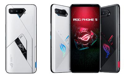 ROG Phone 5シリーズ