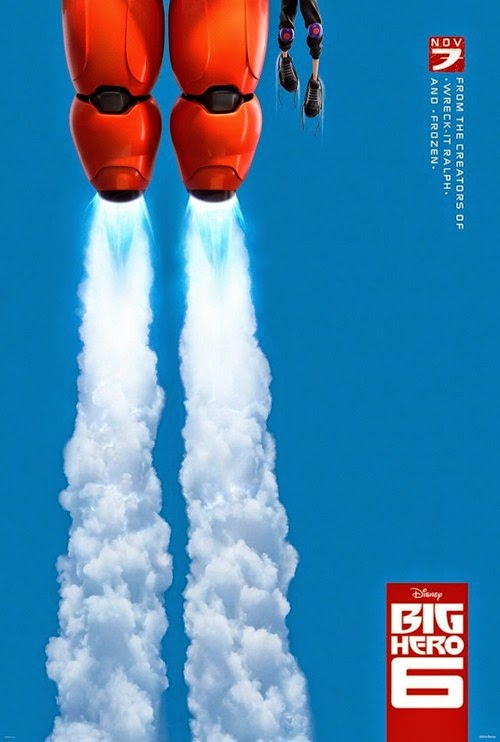 Big Hero 6 (2014) - Cei 6 super eroi 3D