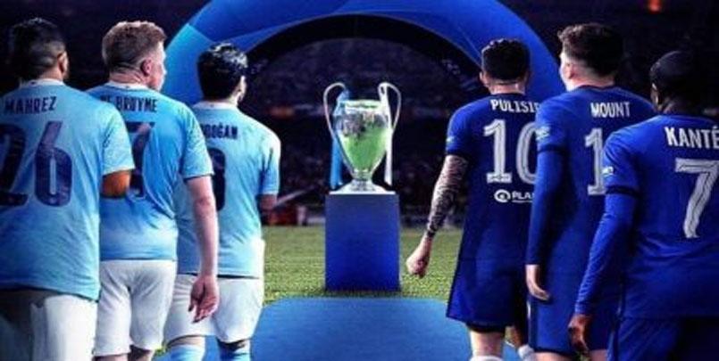 مباراة مان سيتي ضد تشيلسي في نهائي دوري أبطال أوروبا+قناة beIN SPORT HD 1 Premiem+مواجهة مانشستر سيتي ضد تشيلسي+MANCHESTER CITY vs CHELSEA FC LA FINALE ! (Ligue des Champions 2021)