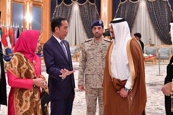 Jokowi Berkunjung ke Arab Saudi Untuk Menggelar Pertemuan KTT Negara Islam – AS