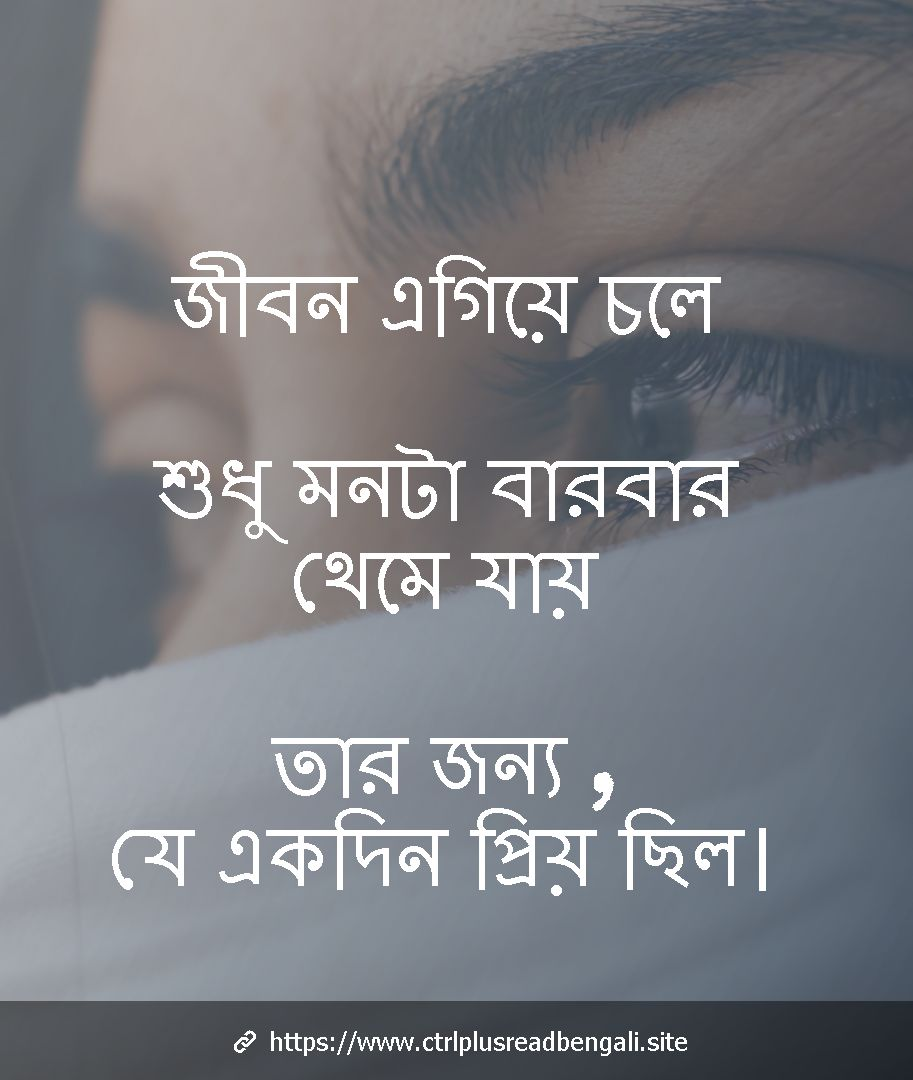 Bengali sad sms for girlfriend