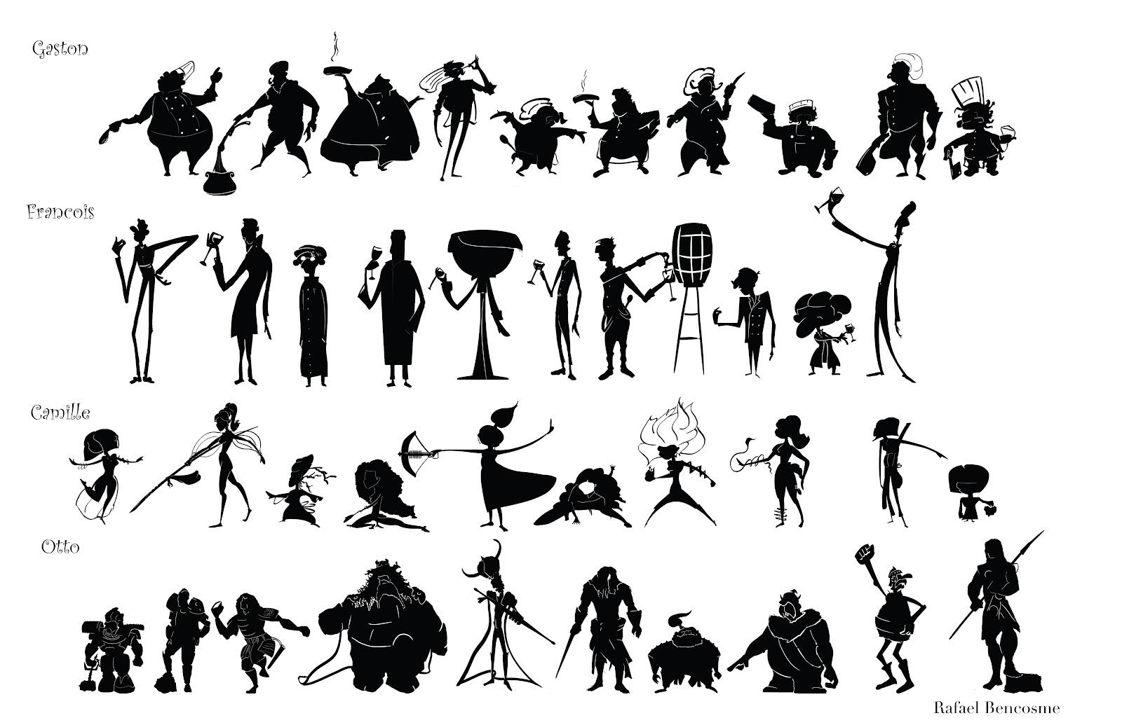 Vis Dev For Animation September 2012