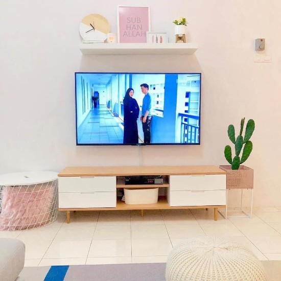 Desain interior rumah minimalis type 36 luas lahan 72