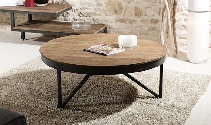 Comment choisir une table design pour son salon