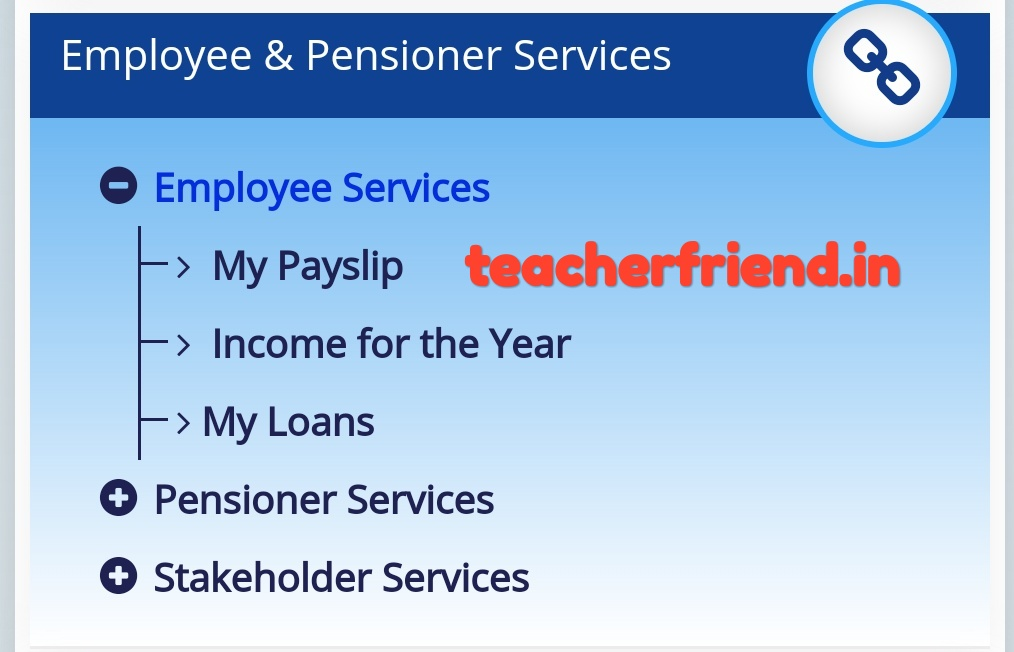 How to get CFMS Employees month wise pay slip Download at cfmsap
