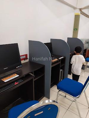 Komputer Katalog Online Masjid Agung Surabaya