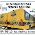 Prefeitura de Mundo Novo disponibiliza ônibus para alunos do município participarem das provas do Enem- 2017 em Baixa Grande