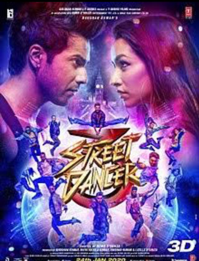 Street Dancer 3d full movie download by tamilgun