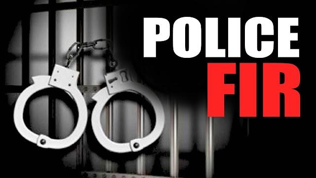 पत्नी के शिकायत पर शराबी पति को पुलिस ने किया गिरफ्तार