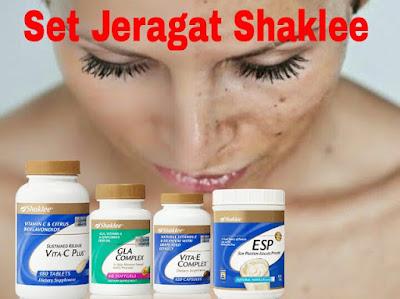 SET JERAGAT SHAKLEE