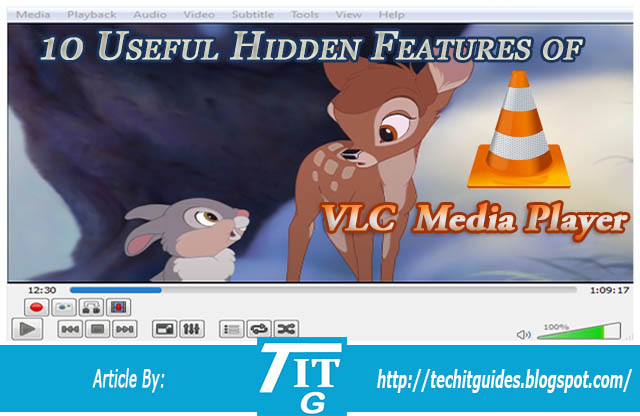 10 Useful Hidden Features of VLC Player You Must Know