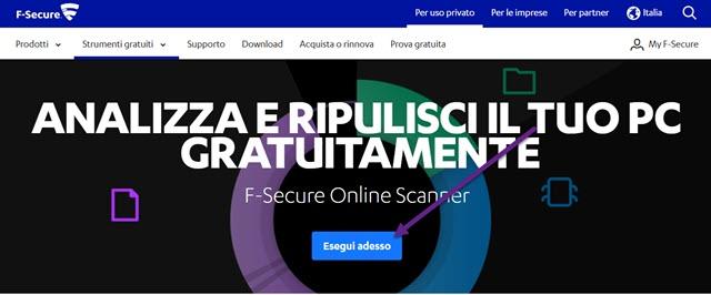 f-secure-online-scanner