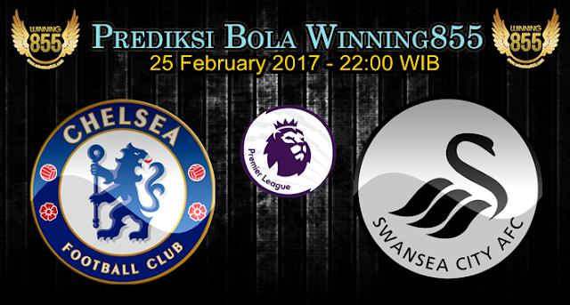 Prediksi Skor Chelsea vs Swansea City