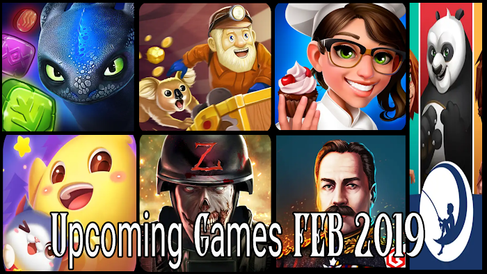 Upcoming Android Games Of February 2019, Pre-Register Now