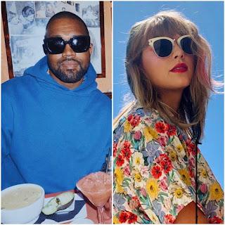 Kanye West shades Taylor Swift during latest tweetstorm