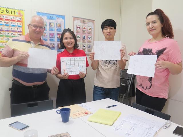 按這裡看成人零起點團體班中文課介紹
