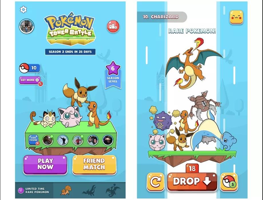Dua Game Pokemon Baru Diluncurkan di Facebook Gaming