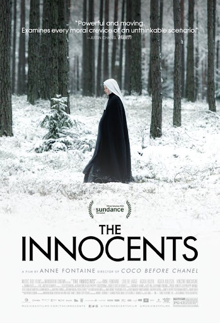 The Innocents, Movie Poster, Anne Fontaine