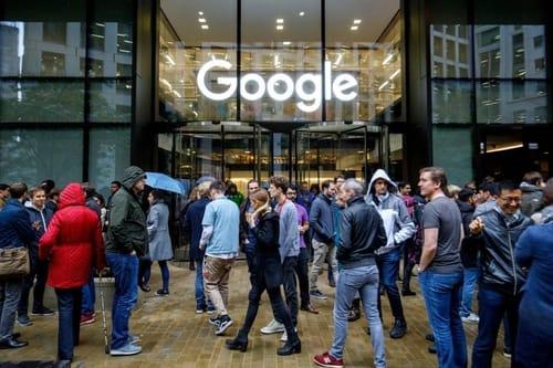 Google employees announce union plans