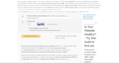 Cara Mengecek Broken Link di Blog dan Cara Memperbaikinya