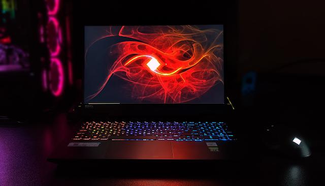 laptop gaming HP Omen 15 2020