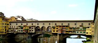 El puente veccio de florencia