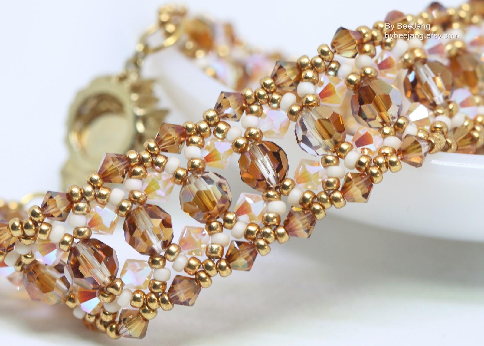fc74b1fd96511 Elmyra bracelet - All crystals