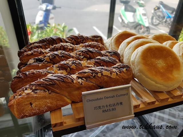 Chef K Pastry Malim Jaya Bakery