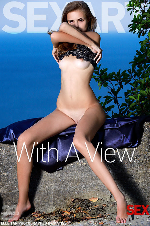 [Sex-Art] Elle Tan - With A View
