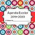 Agenda Escolar 2019 - 2020