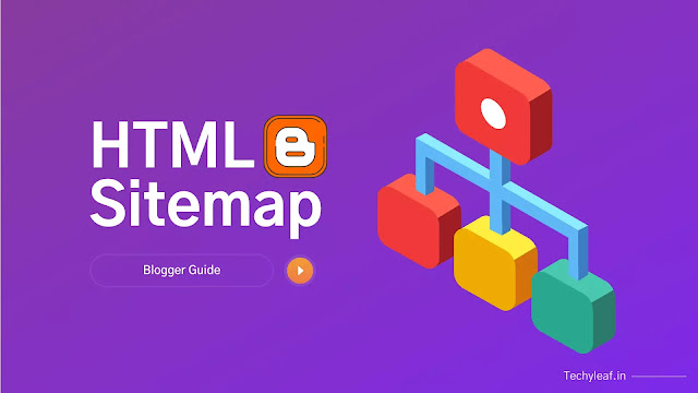 How to add a stylish HTML sitemap in Blogger