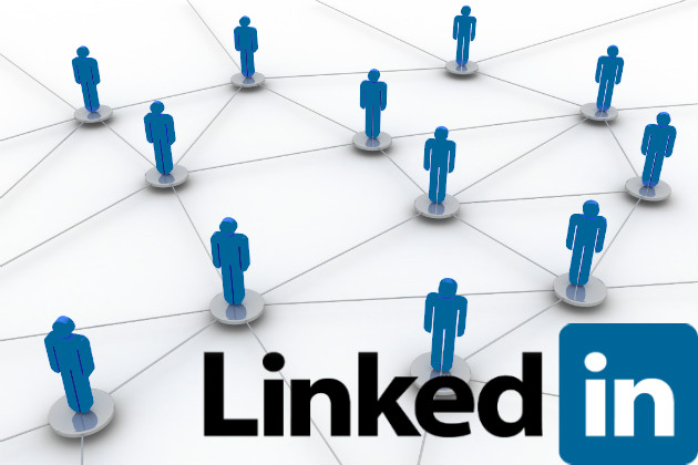 Brand Imaging & Build Leads Via LinkedIn [Infographic]