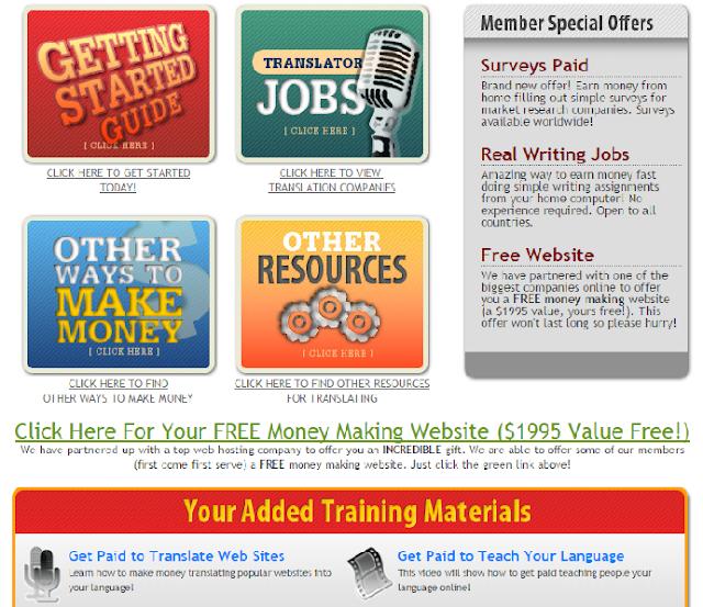 bisnis online penerjemah bahasa