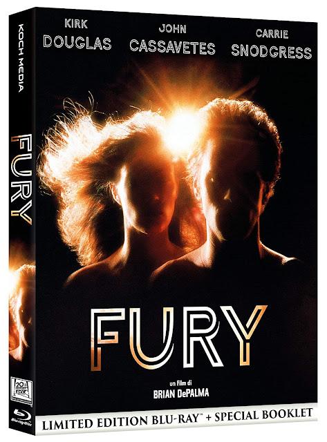 Fury De Palma Home Video