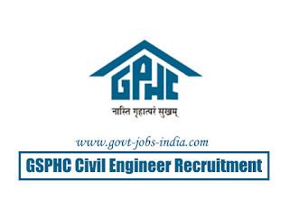 GSPHC Civil Engineer Recruitment 2020