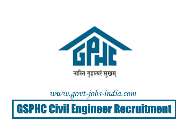 GSPHC Civil Engineer Recruitment 2020 – 46 Civil Engineer Vacancy – Walk-In-Interview 17 & 19 February 2020