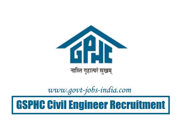GSPHC Civil Engineer Recruitment 2020 – 46 Civil Engineer Vacancy – Walk-In-Interview 17 & 19 February 2020