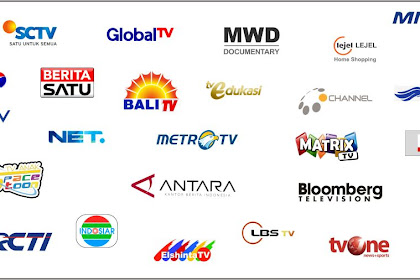 Indonesia TV Channels - ChinaSat Frequency