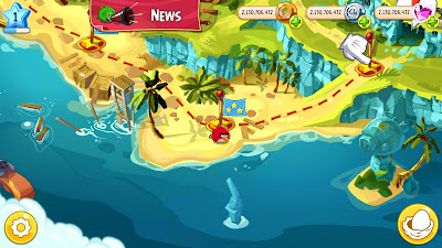DHNaUK2 MOD Angry Birds Epic RPG - VER. 2.1.26277.4300 Root