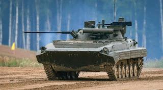 Ranpur Infantri BMP-2M Berezhok
