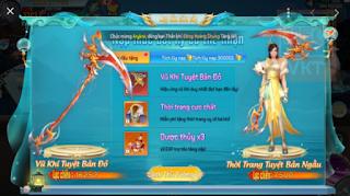 Tải game Ngự Kiếm Tru Tiên Việt hóa Android / IOS Free VIP 11 + 2.000.000 KNBK + Vô số quà   App tải game Trung Quốc