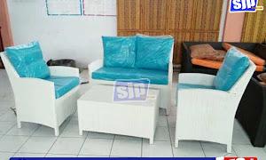 Pabrik Jual Furniture Rotan Sintetis Jual Sofa Rotan Sintetis Pengrajin Rotan Sintetis Malang